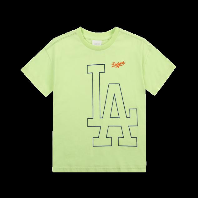 메가로고 티셔츠 세트 LA다저스
