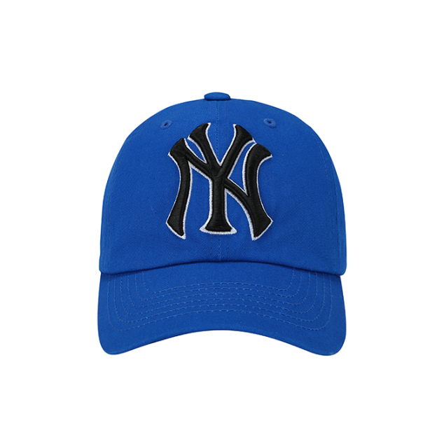 NEW YORK YANKEES MEGA LOGO BALL CAP