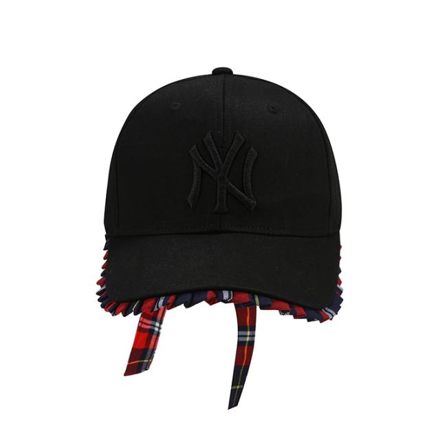 NEW YORK YANKEES GIRLS DAY RIBBON ADJUSTABLE HAT