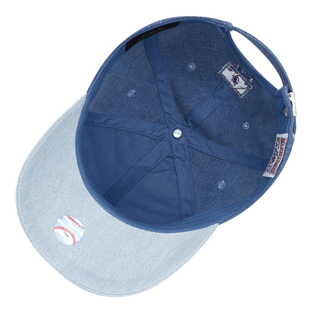 LA DODGERS COOPERS CURSIVE BALL CAP