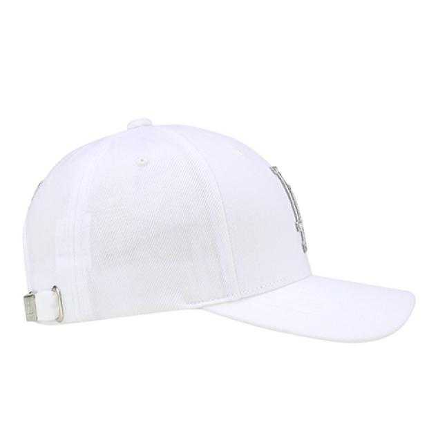 LA DODGERS METAL EMBROIDERY LOGO ADJUSTABLE HAT