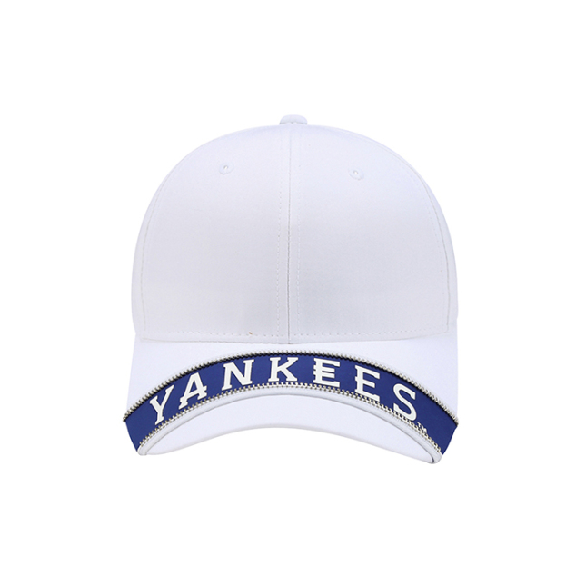 NEW YORK YANKEES ACCENT ADJUSTABLE HAT