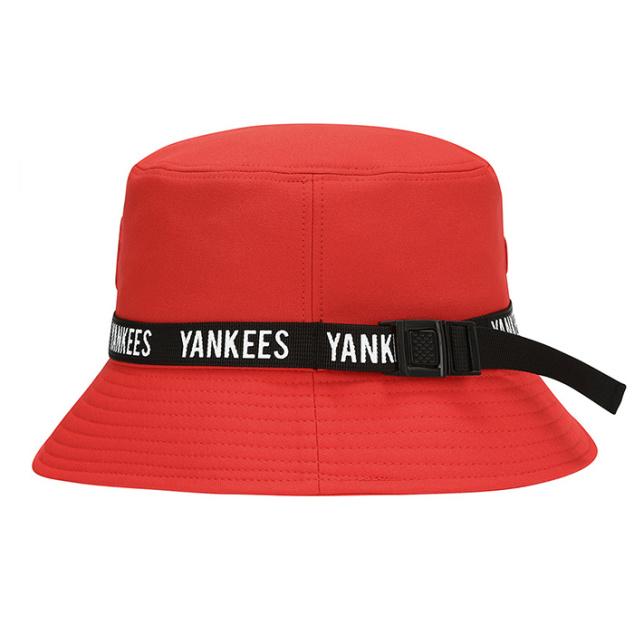 NEW YORK YANKEES WEBBING STRAP HAT