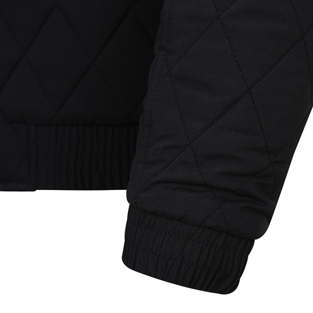 UNISEX REGULAR FIT LIGHTWEIGHT QUILTED PADDING JACKET