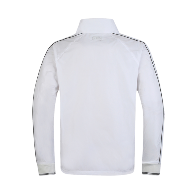 MENS HIGH NECK RAGLAN PING BICOLOR WINDBREAKER