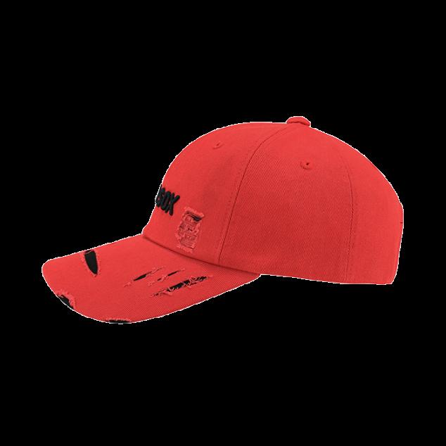 BOSTON RED SOX STREET BIO BALL CAP