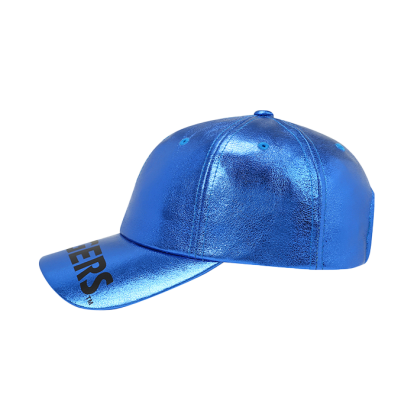 LA DODGERS WORDING GLITTERING BALL CAP