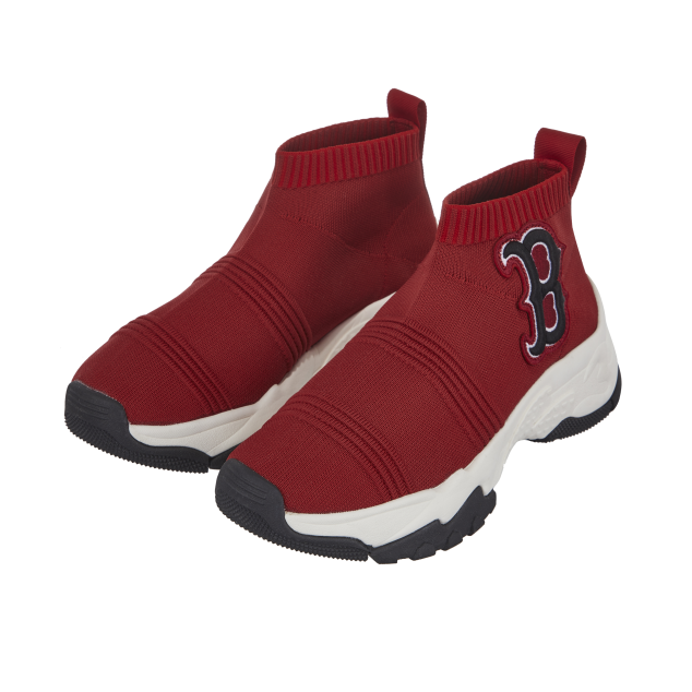 BOSTON RED SOX SNEAKERS - BIG BALL SOCKS