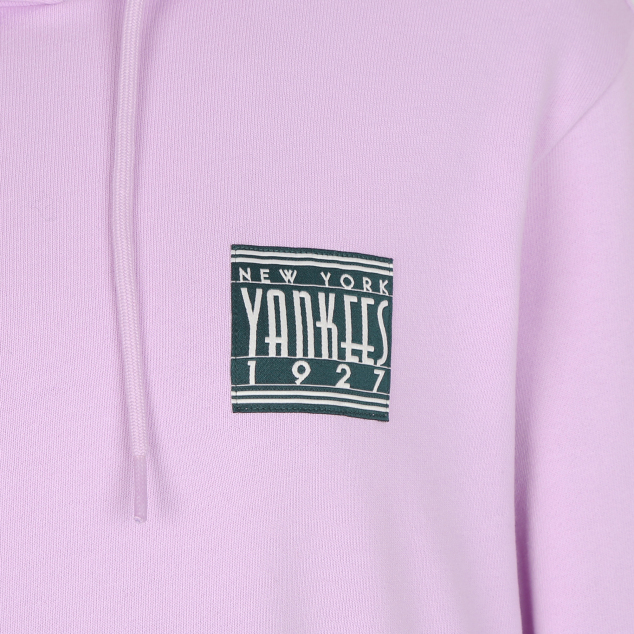 NEW YORK YANKEES POINT LABEL WAPPEN HOODIE