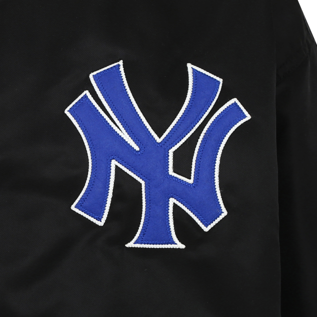 NEW YORK YANKEES COOPERS PATCHWORK PADDING MONSTER JACKET