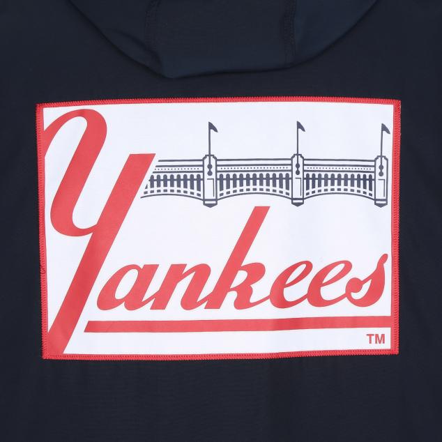 NEW YORK YANKEES COOPERS LONG BASEBALL PADDED JACKET