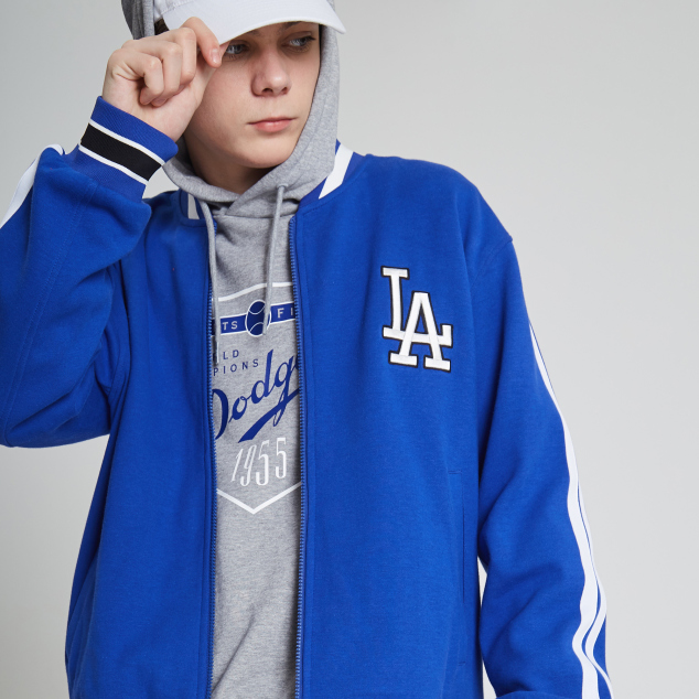 LA DODGERS TAPING MONSTER JACKET
