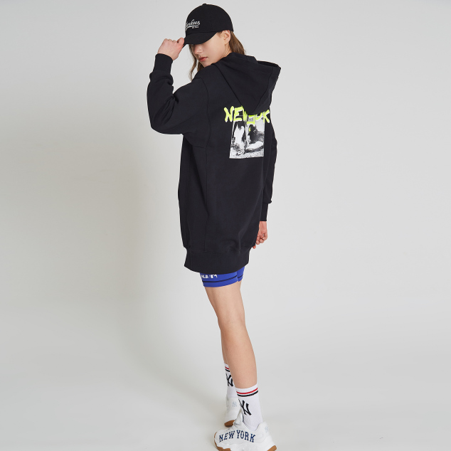 NEW YORK YANKEES SAFE HOODIE DRESS