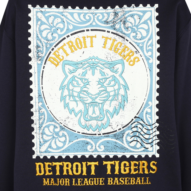 DETROIT TIGERS TIGER STAMP DRESS