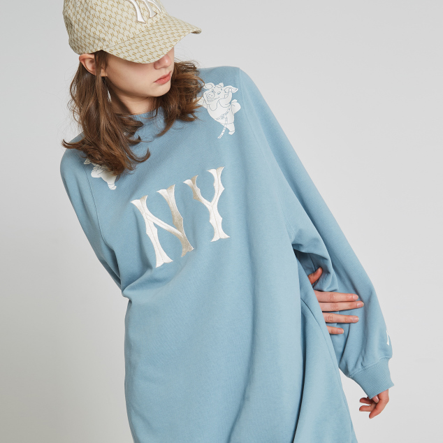 NEW YORK YANKEES LUCKY PIG DRESS