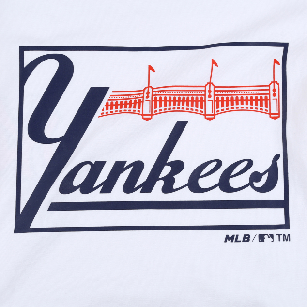 NEW YORK YANKEES COOPERS TOWN LONG SLEEVE T-SHIRT
