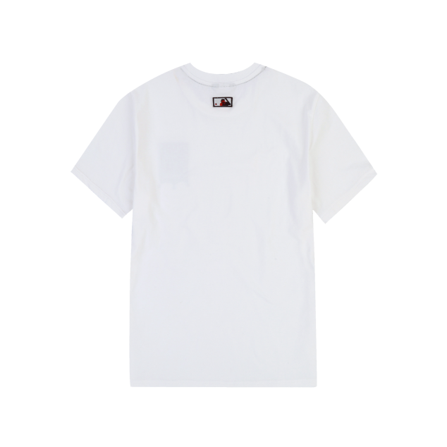 NEW YORK YANKEES BASEBALL LABEL SHORT SLEEVE T-SHIRT