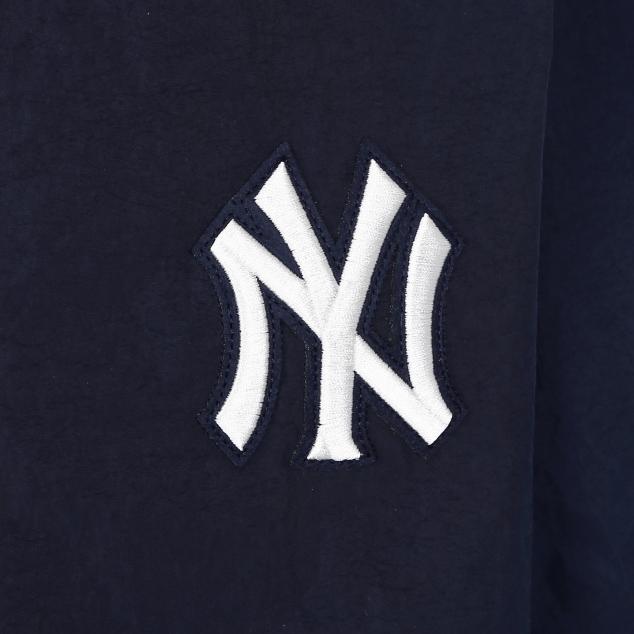 NEW YORK YANKEES ZIPPER PIPING SHIRT