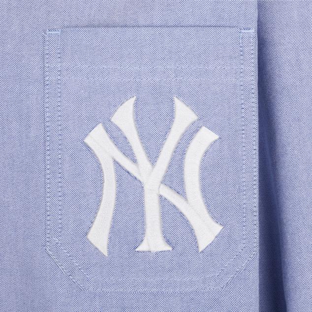 NEW YORK YANKEES OXFORD SHIRT