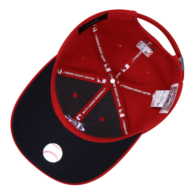 ST. LOUIS CARDINALS CAPTAIN ADJUSTABLE CAP