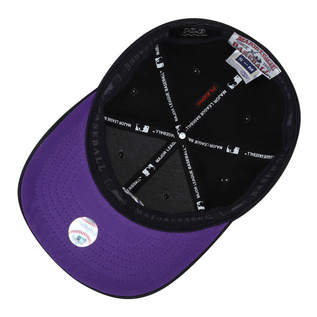 COLORADO ROCKIES BATTER CURVED CAP