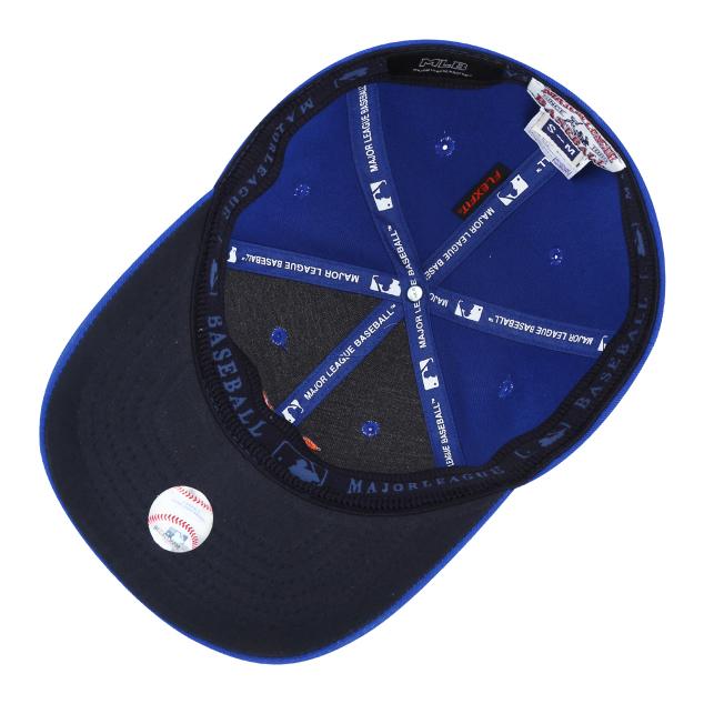 NEW YORK METS BATTER CURVED CAP