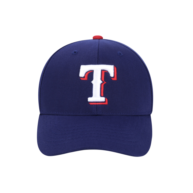 TEXAS RANGERS BATTER CURVED CAP