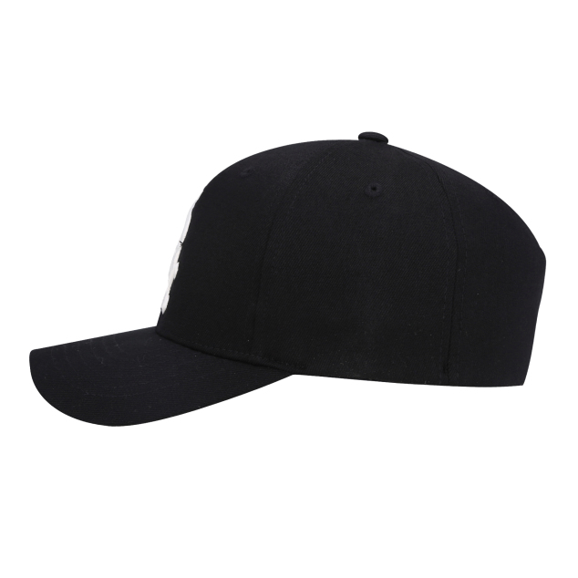 CHICAGO WHITE SOX BEHIND CURVED CAP