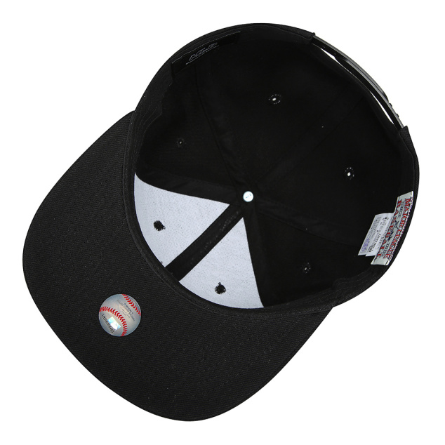 DETROIT TIGERS METAL ONE-POINT SNAPBACK
