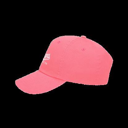 LA DODGERS CURSIVE BALL CAP