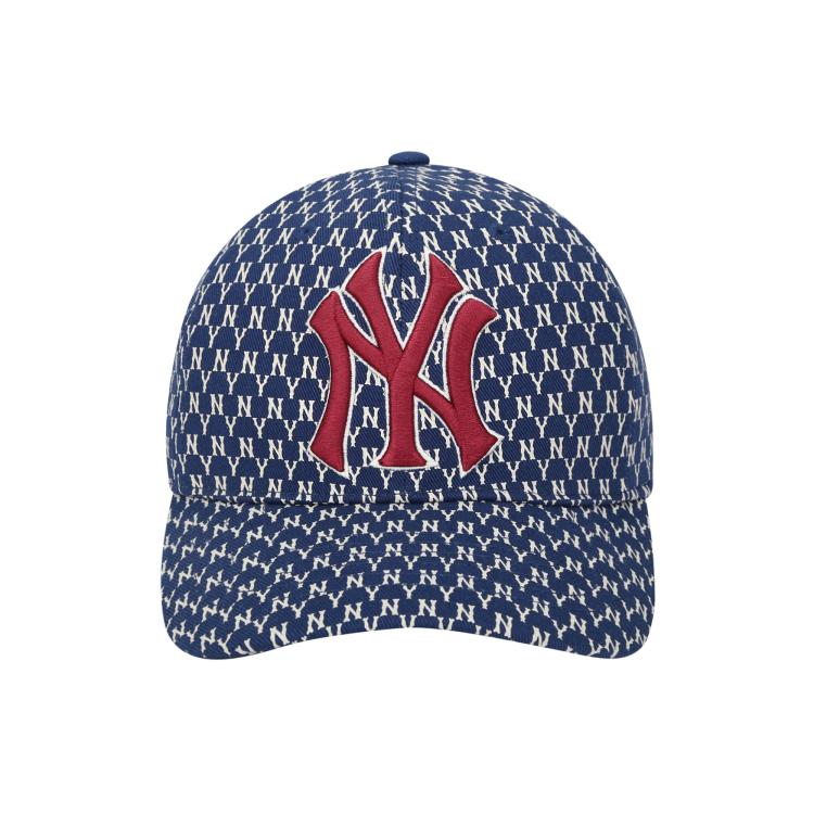 943bfa10d7d NEW YORK YANKEES MLB MONOGRAM ADJUSTABLE CAP