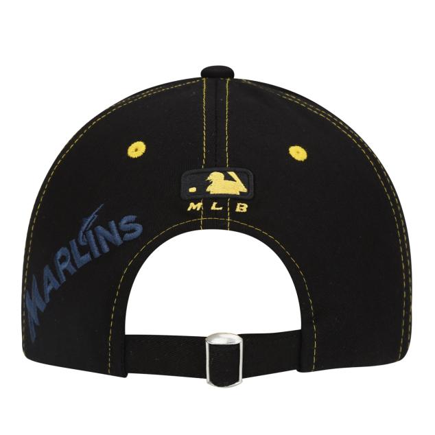MIAMI MARLINS RACING BALL CAP