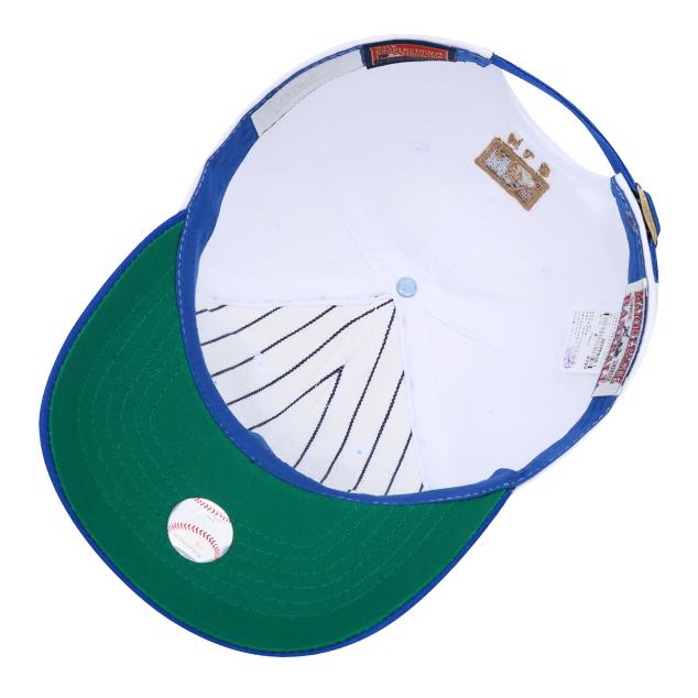 LA DODGERS COOPERS CURSIVE BALL CAP