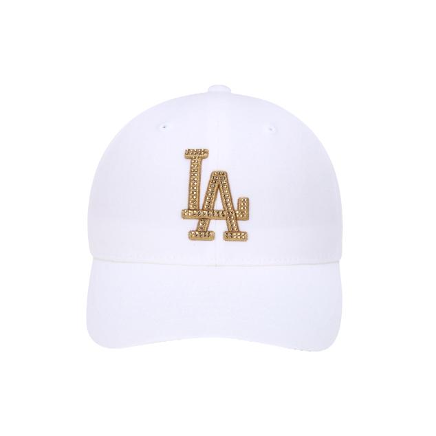 LA DODGERS SWAROVSKI STELLA ADJUSTABLE CAP