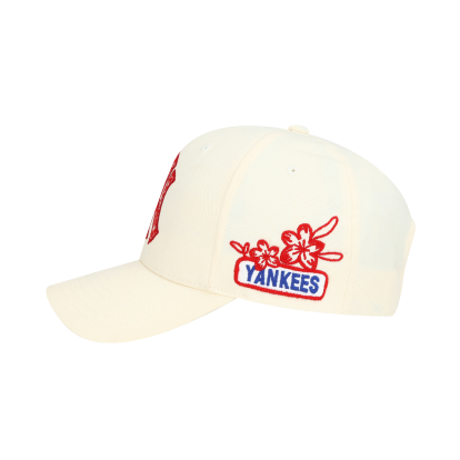 NEW YORK YANKEES JOUY LOGO ADJUSTABLE CAP