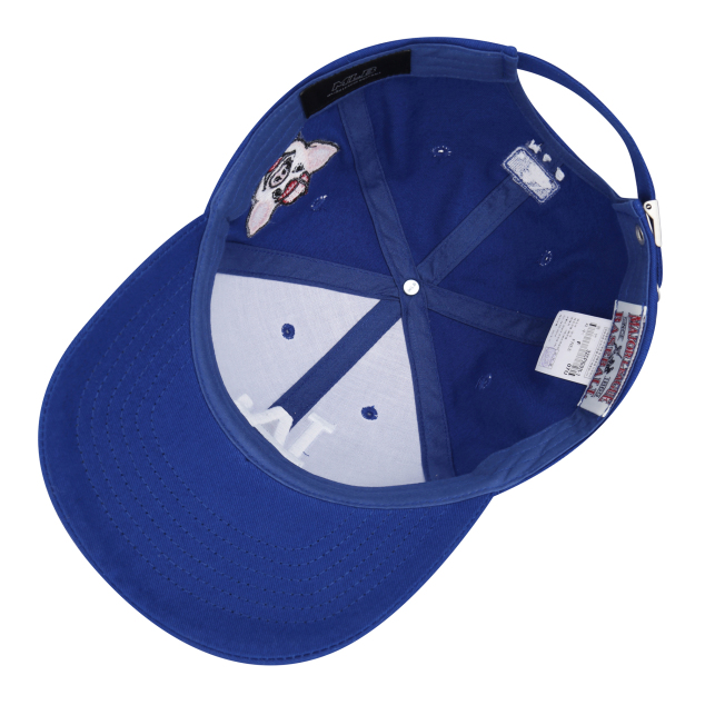 LA DODGERS HAPPY NEW YEAR LUCKY PIG BALL CAP