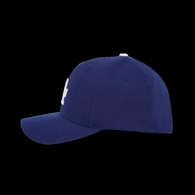 LA DODGERS BANNER CURVED CAP