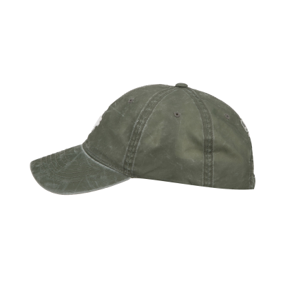 OAKLAND ATHLETICS NATURAL WASHED-OUT BALL CAP