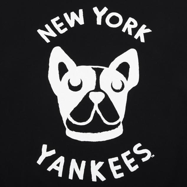 NEW YORK YANKEES Lazy BARK SWEATSHIRT