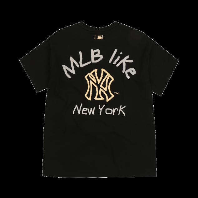 뉴욕양키스 MLBlike 반팔티셔츠