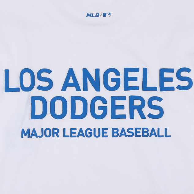 LA DODGERS BASIC SHORT SLEEVE T-SHIRT