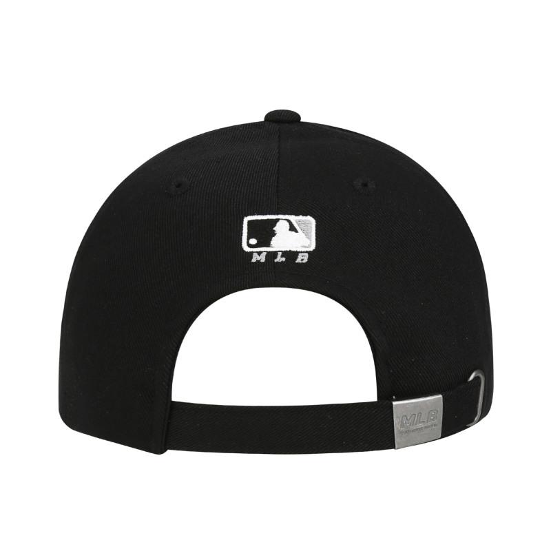 엠엘비(MLB) 캡틴 커브조절캡 LA (BLACK)