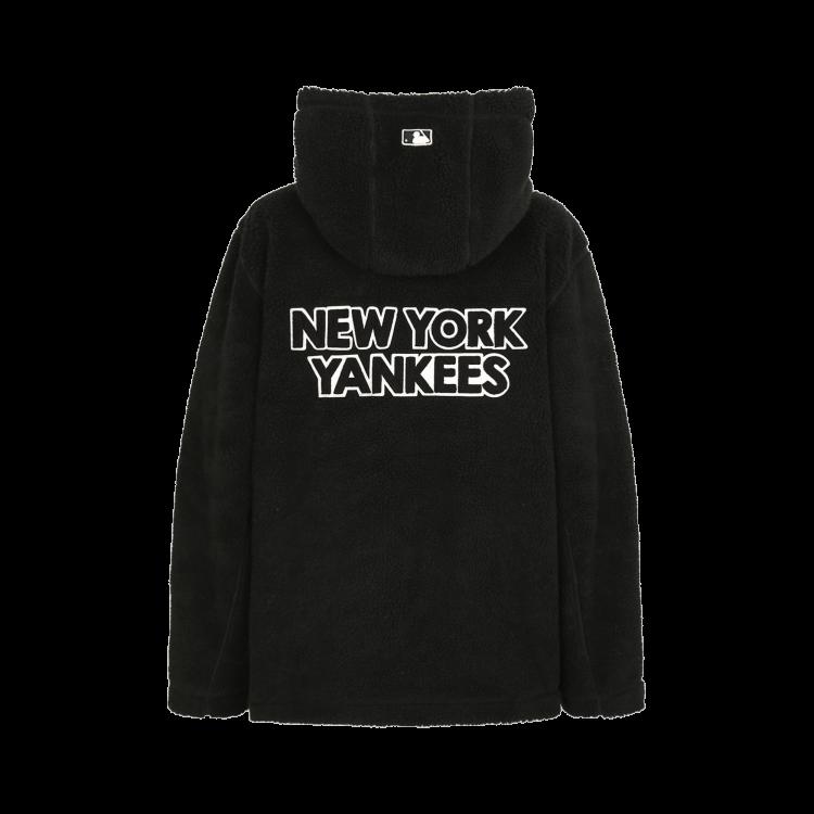 best service 34e70 ca2a5 NEW YORK YANKEES HOODIE STYLE BOA JACKET | 31JPF4941-50L | MLB