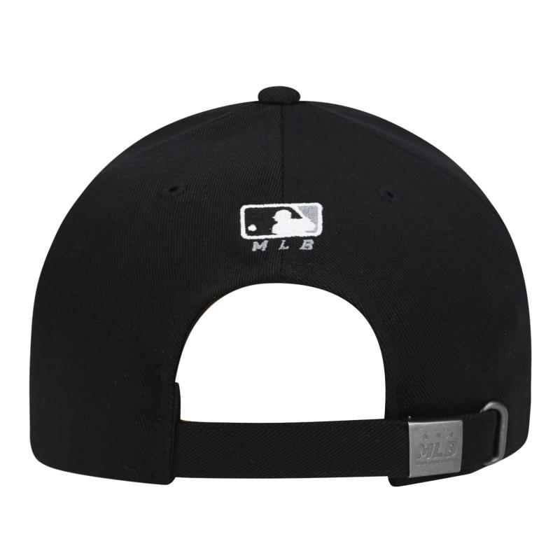 엠엘비(MLB) 캡틴 커브조절캡  NY (BLACK)
