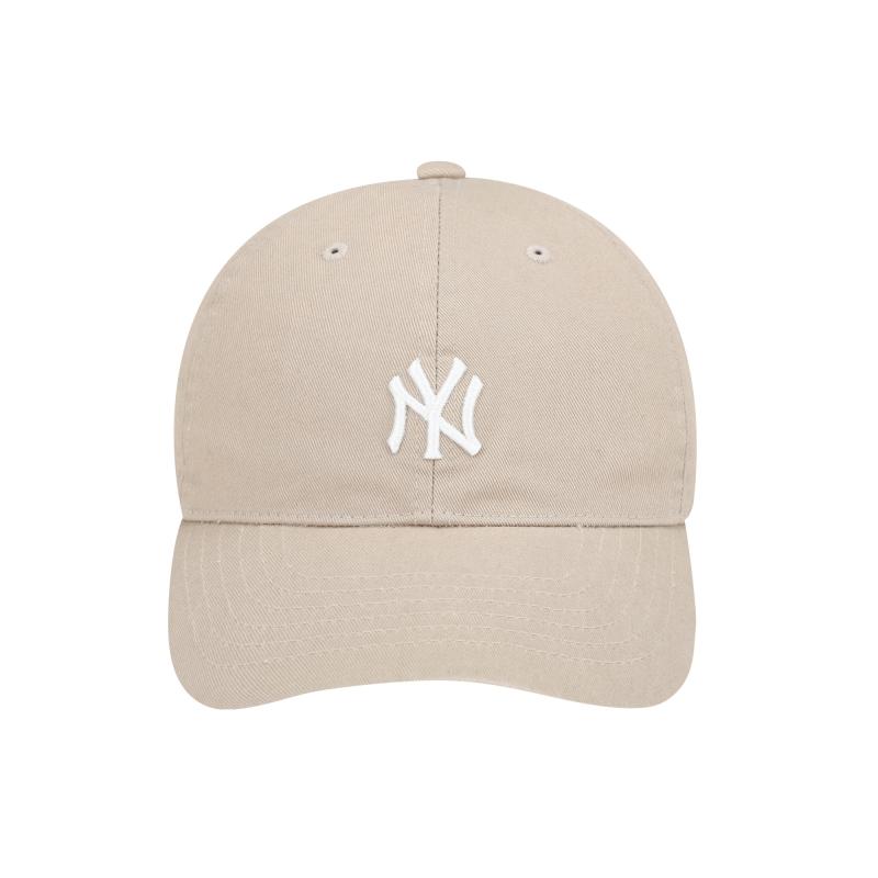 엠엘비(MLB) 루키 볼캡 NY(BEIGE)