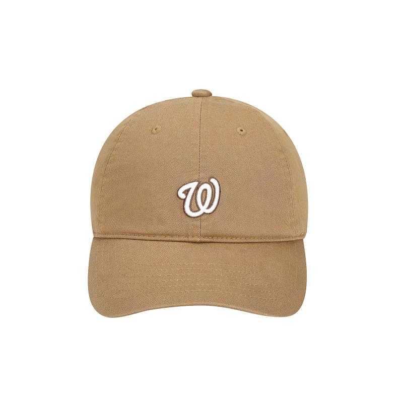 엠엘비(MLB) 루키 볼캡 W(BEIGE)