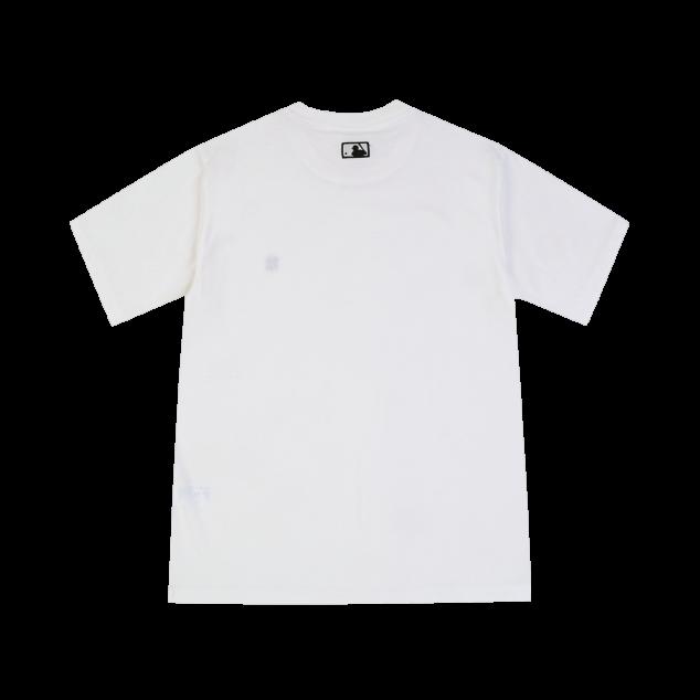 스몰로고 티셔츠 뉴욕양키스
