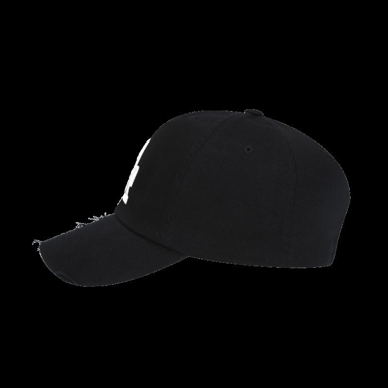 엠엘비(MLB) 팀로고 데미지 볼캡 LA (BLACK)