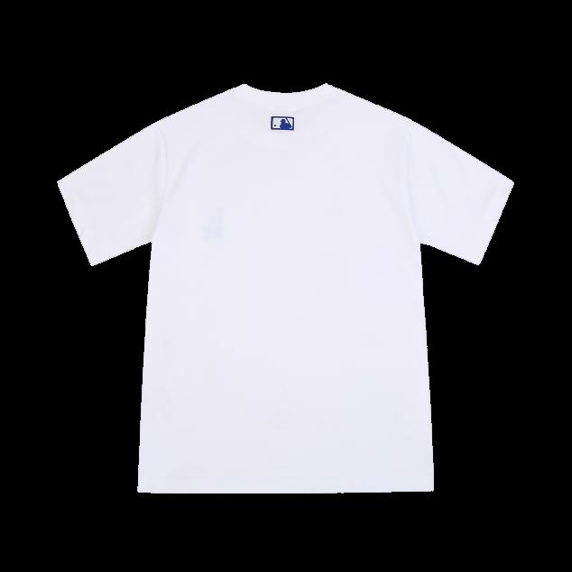 자수전사 반팔 티셔츠 LA다저스