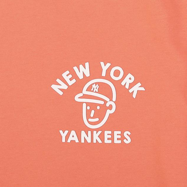 페이스 빅보이 반팔 티셔츠 뉴욕양키스
